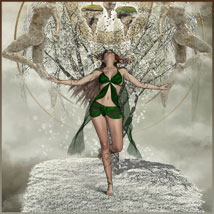 Four Seasons - Backgrounds and Poses for Genesis 3 and 8 Females image 8