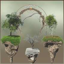 Four Seasons - Backgrounds and Poses for Genesis 3 and 8 Females image 11