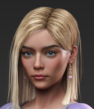 Morgana for Genesis 8 Female