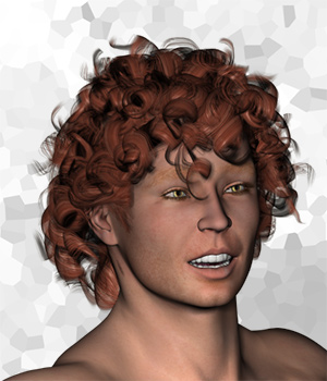 AVoR Martin for Michael 4 3D Figure Assets donnena