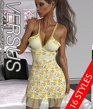 VERSUS - dforce Fetching Dress G3F G8F