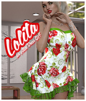 Lolita for Alice Dress G8F