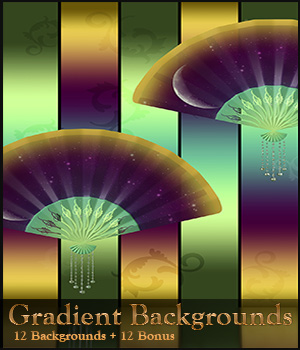 Nebreah2 Gradient Backgrounds 2D Graphics nebreah2