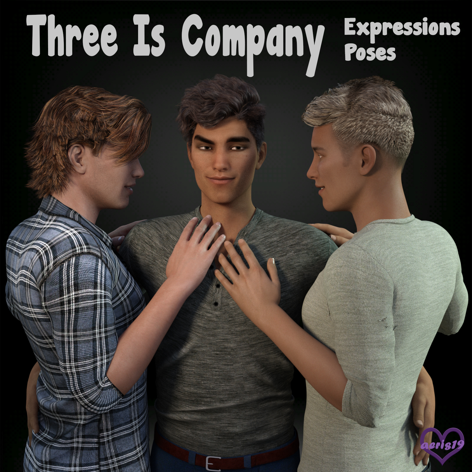 Three Is Company for G8M