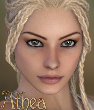 Athea - V4 Girl by digiPixel