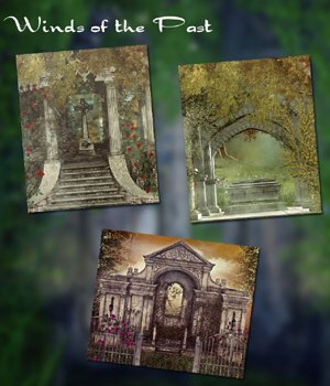 Winds of the Past Background Images 2D Graphics VanishingPoint