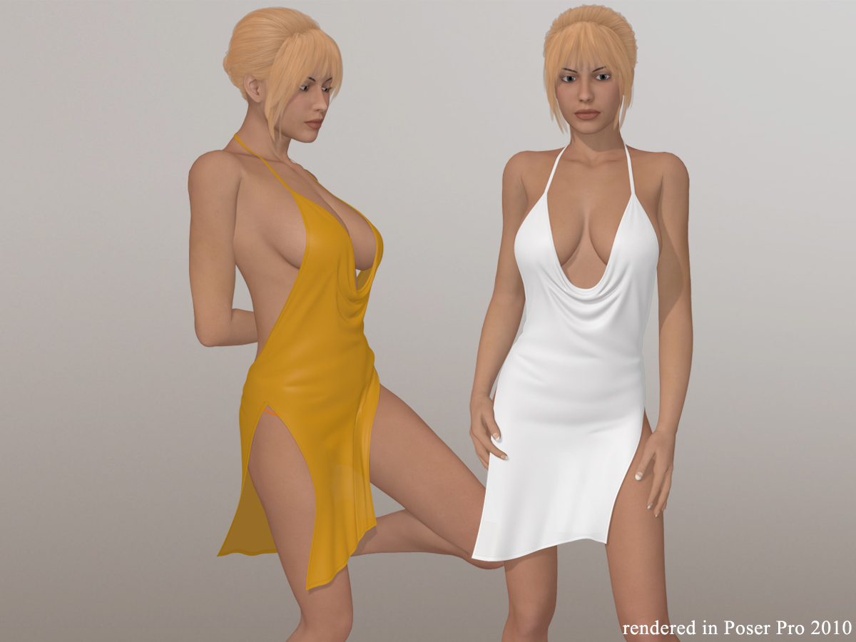 Sexy Nightclothes I for V4A4G4S4Elite and Poser