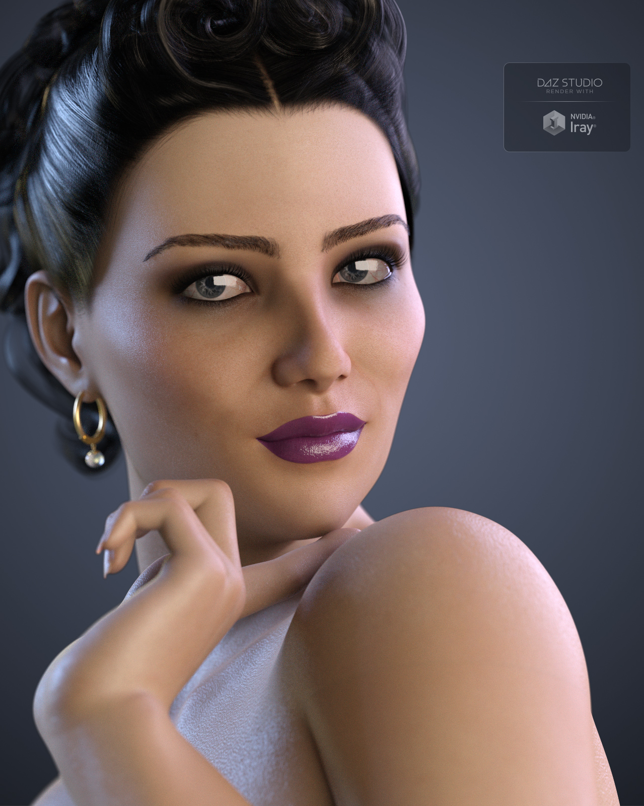 SublimelyVexed Khouri for G8F by 3DSublimeProductions