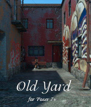 AJ Old Yard by -AppleJack-