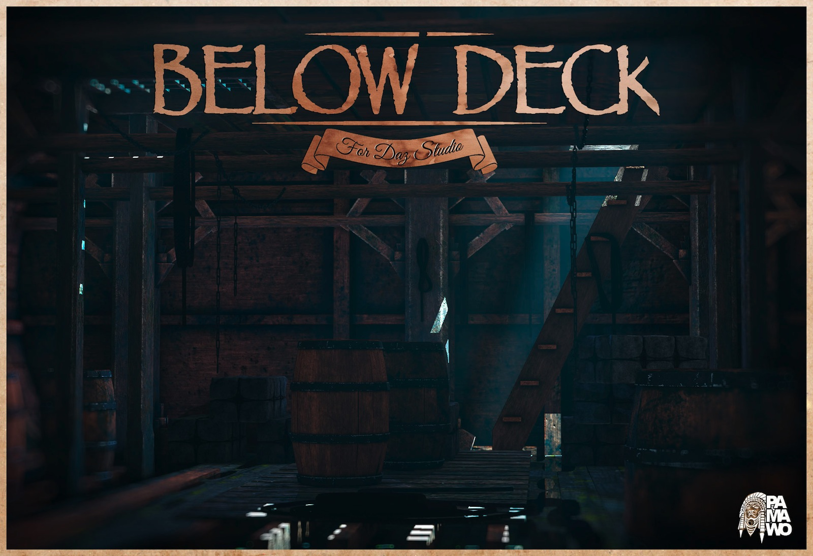 Below Deck for DS by pamawo