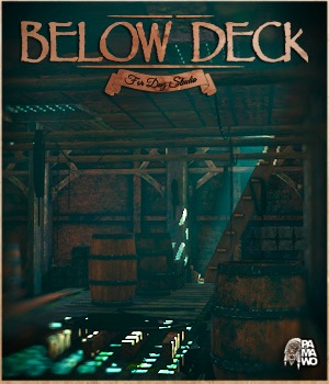 Below Deck for DS 3D Models pamawo
