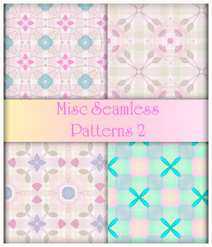 MR - Misc Patterns 2 2D Graphics Merchant Resources antje