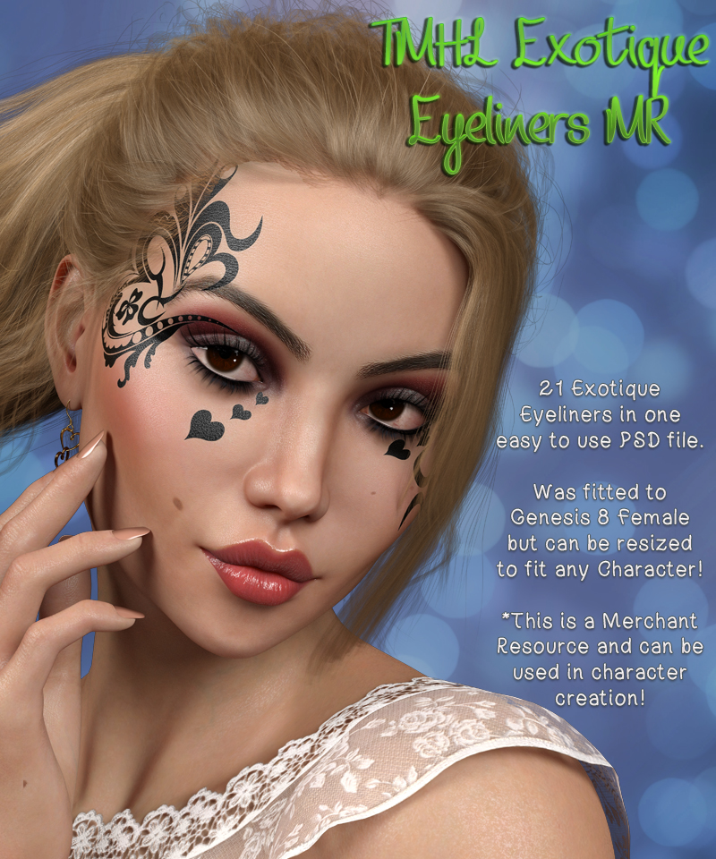 TMHL Exotique Eyeliners MR by TwiztedMetal