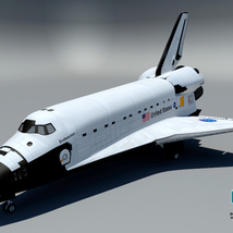Endeavour Space Shuttle - Extended License image 1