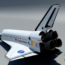 Endeavour Space Shuttle - Extended License image 2