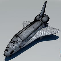 Endeavour Space Shuttle - Extended License image 6