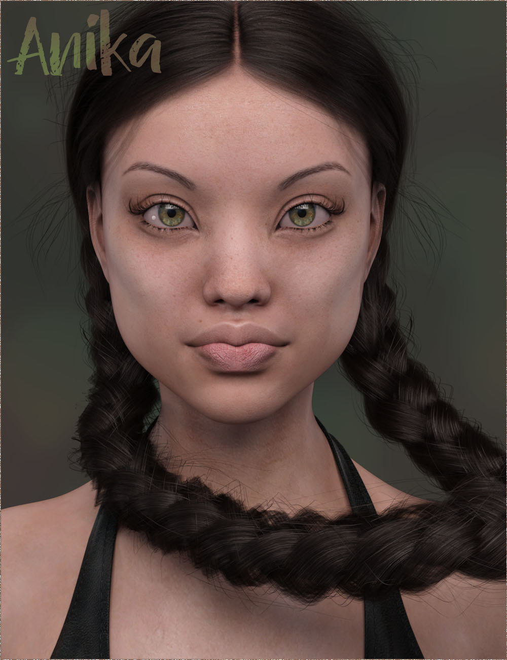TDT-Anika for Genesis 8 Female