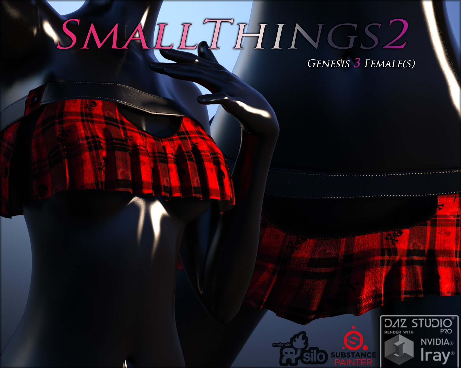 SmallThings 2 for Genesis 3 Females