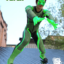Modern Superheroes: The Emerald Torch for G8M image 1