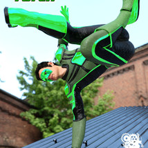 Modern Superheroes: The Emerald Torch for G8M image 2
