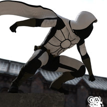 Modern Superheroes: Mid-Knight for G8M image 7