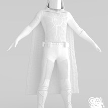 Modern Superheroes: Mid-Knight for G8M image 9