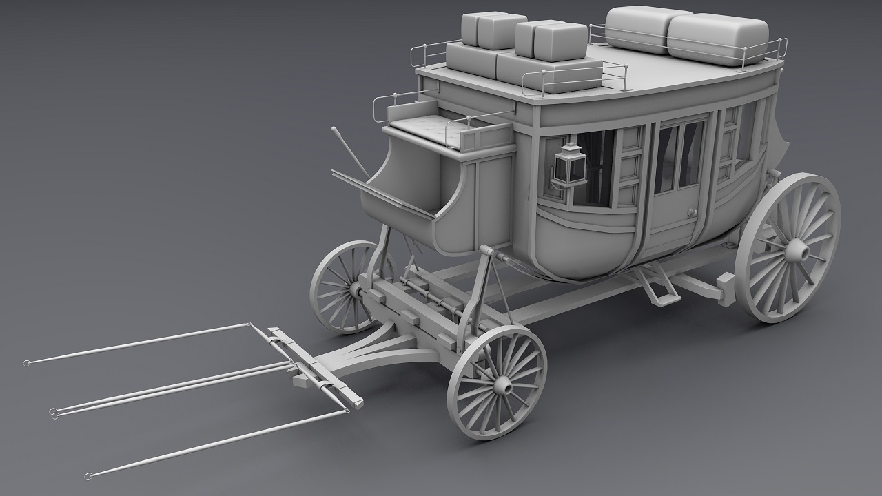Carriage - Extended License