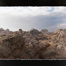 3D Scenery: Volcanic Caves and Cliffs for Poser and Daz Studio image 5