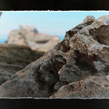 3D Scenery: Volcanic Caves and Cliffs for Poser and Daz Studio image 8