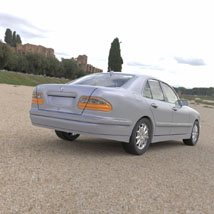 Mercedes Benz E-320 2000 3ds and obj - Extended License image 1