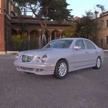 Mercedes Benz E-320 2000 3ds and obj - Extended License image 2
