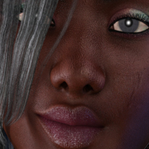 Myria for Genesis 8 Female image 4