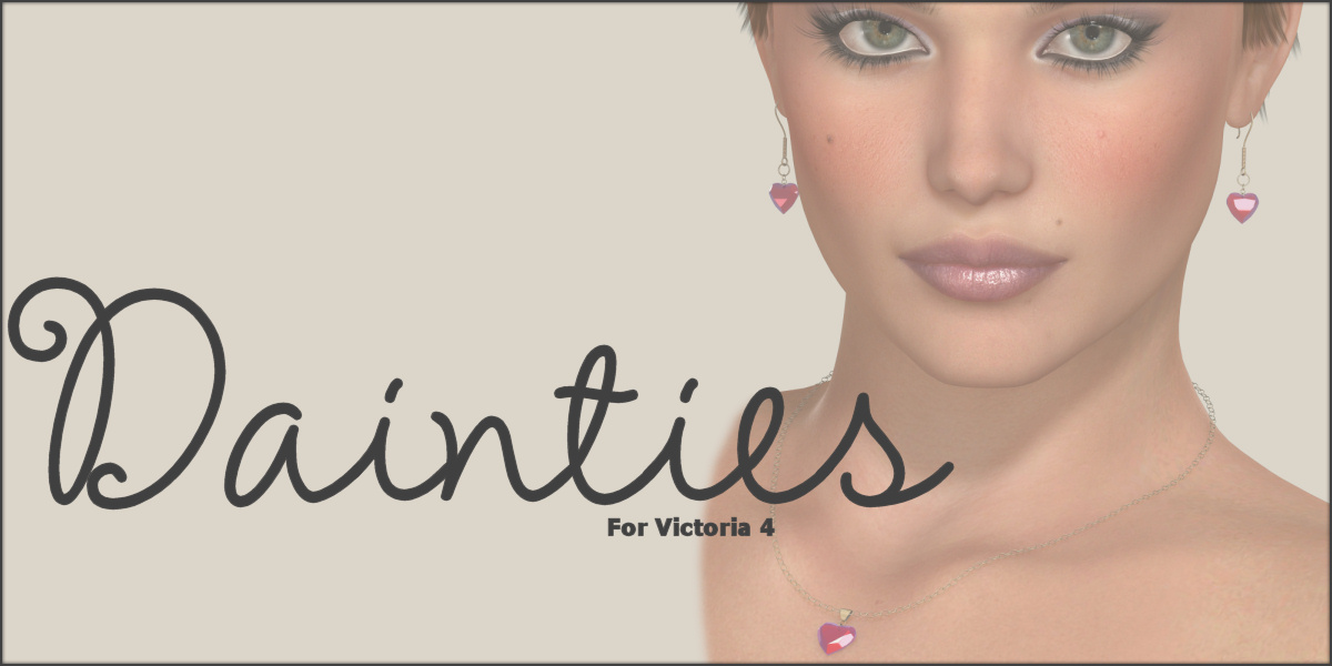Dainties V4 Poser by -Wolfie-