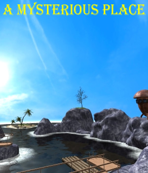 A mysterious place Poser 3D Models JeffersonAF