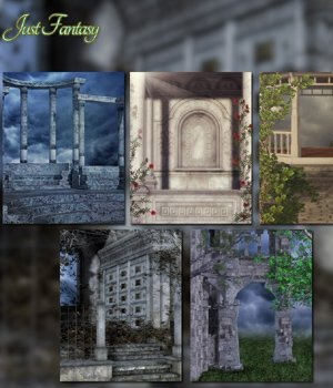 Just Fantasy Background Images 2D Graphics VanishingPoint