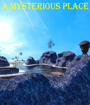 A mysterious place DAZ 3D Models JeffersonAF