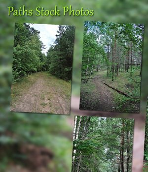 Paths Stock Photos 2D Graphics VanishingPoint