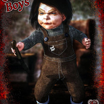Good Boys Doll Mini Pose Pack image 1