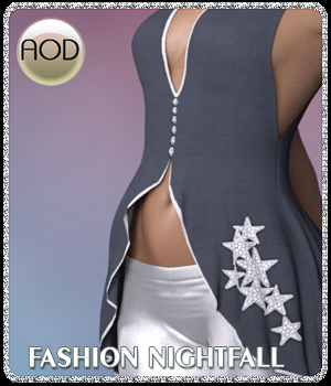 Fashion Nightfall G3 by ArtOfDreams
