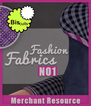 Biscuits Fashion Fabrics NO1 MR by Biscuits