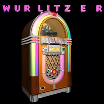 WURLITZER 1015 JUKEBOX FOR VUE image 1