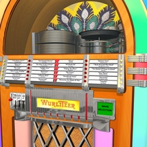 WURLITZER 1015 JUKEBOX FOR VUE image 4