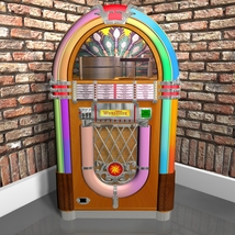 WURLITZER 1015 JUKEBOX FOR VUE image 5