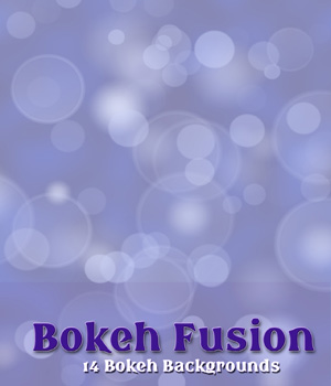 Bokeh Fusion Backgrounds 2D Graphics raynemyst