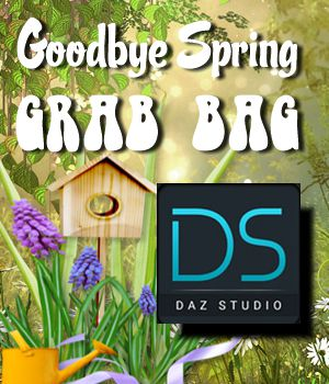 DazStudio 2018 Grab Bag - FREE PRODUCT 2D Graphics 3D Figure Assets 3D Models Merchant Resources 3D Software : Poser : Daz Studio : iClone Store Staff