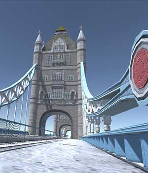 LONDON_BRIDGE Extended License 3D Game Models : OBJ : FBX 3D Models Extended Licenses patidarshyam