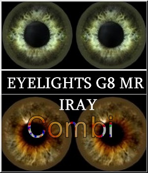 Eyelights G8F MR 1&2 Combi 2D Graphics Merchant Resources LUNA3D