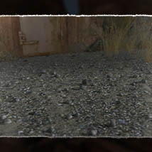 3D Scenery: Overgrown Shelter image 4