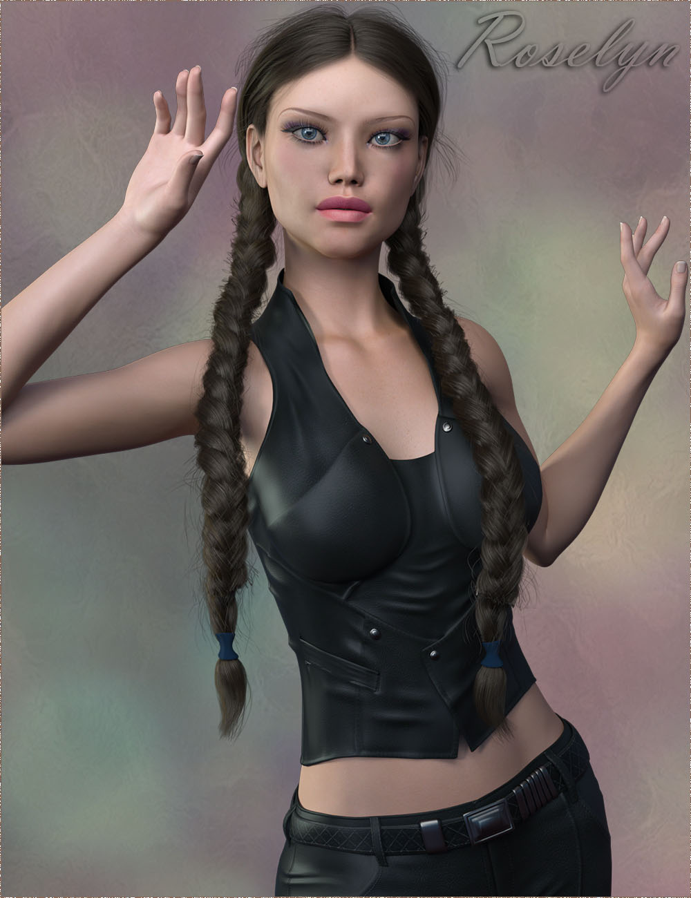 TDT-Roselyn for Genesis 8 Female