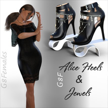 Alice Heels and Jewels G8F image 2